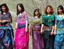 image of young women in Kurdistan