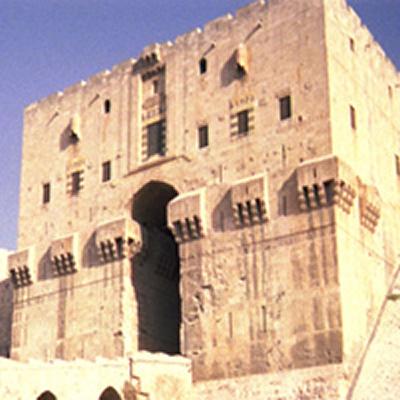 The Citadel - Aleppo (Halab), Syria