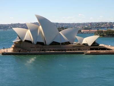That place, the Opera House, Sydney Australia