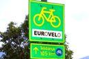 EuroVelo sign