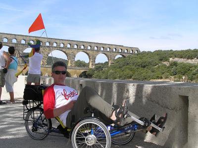 Pont de Gard  - near Avignon, France