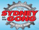 'Gong ride logo