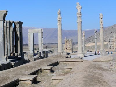 Takht-e Jamshid  - Persepolis, Iran