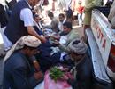 Buying qat in the city;