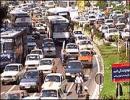 Traffic -  Tehran, Iran