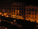 Tunis at night