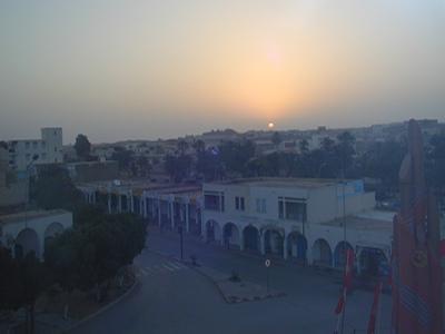 Sunrise  - Medenine, Tunisia