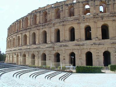 Colosseum - El Jem, Tunisia