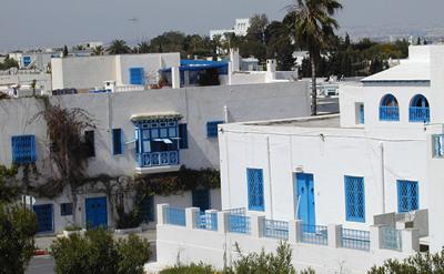 Sidi Bou Said - Tunis, Tunisia